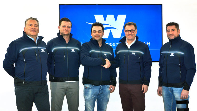 Rhein-Ruhr Pumpentechnik ist Servicepartner von WANGEN Pumpen